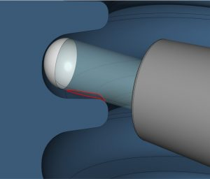 controllo collisioni con Hypermill