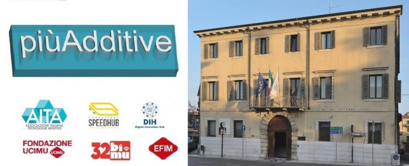 A Verona il primo evento italiano dedicato alle tecnologie additive per la produzione industriale