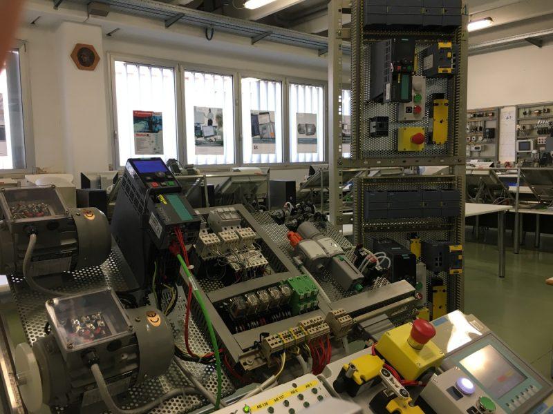 Un laboratorio per la sicurezza nell'industria