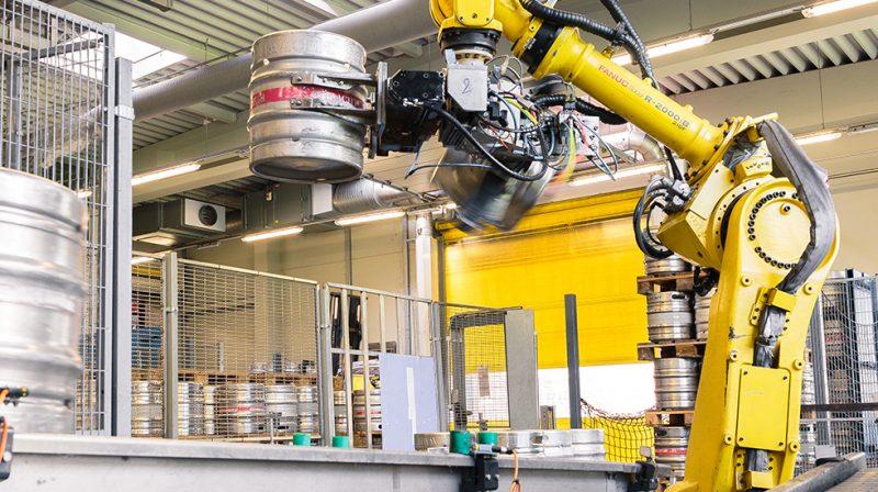 Report dell'IFR, il futuro è dei robot