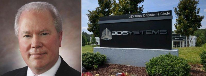 3D Systems, Jeff Graves nominato presidente e CEO