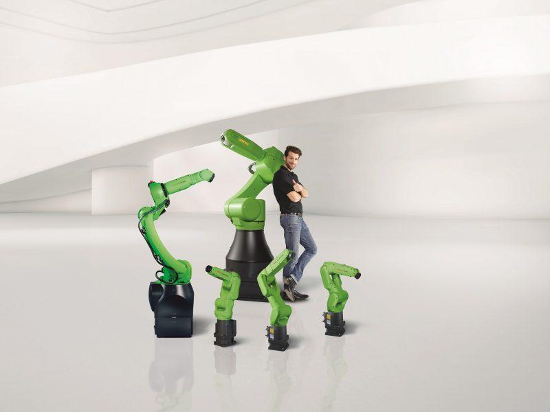 Robot collaborativi veloci, precisi e sicuri di Fanuc