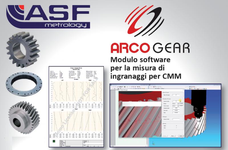ASF Metrology, un software per la misura