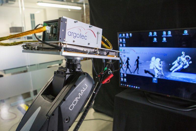 ATENA, da Argotec e Comau il primo sistema robotico italiano per testare nanosatelliti
