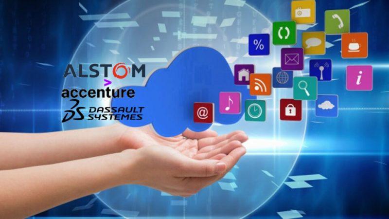 Alstom sceglie Accenture e Dassault Systèmes per una nuova piattaforma di PLM in cloud