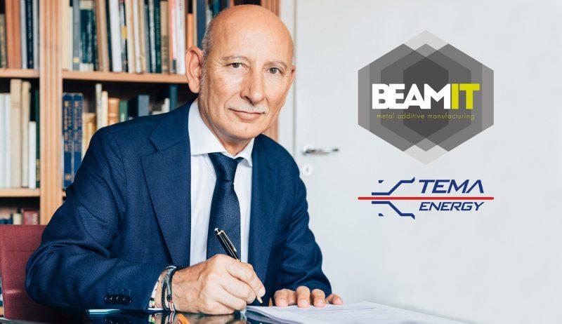 Beamit annuncia la collaborazione con Tema Energy