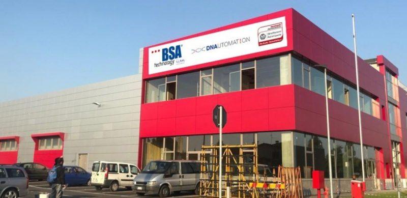 Automazione industriale, Technology BSA nuovo distributore di componenti a Bergamo
