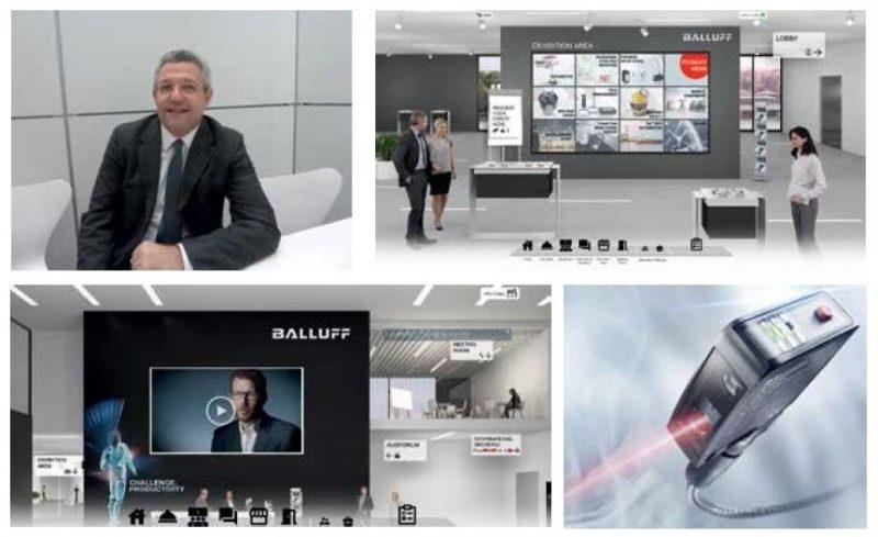 Balluff accetta e rilancia la sfida digitale