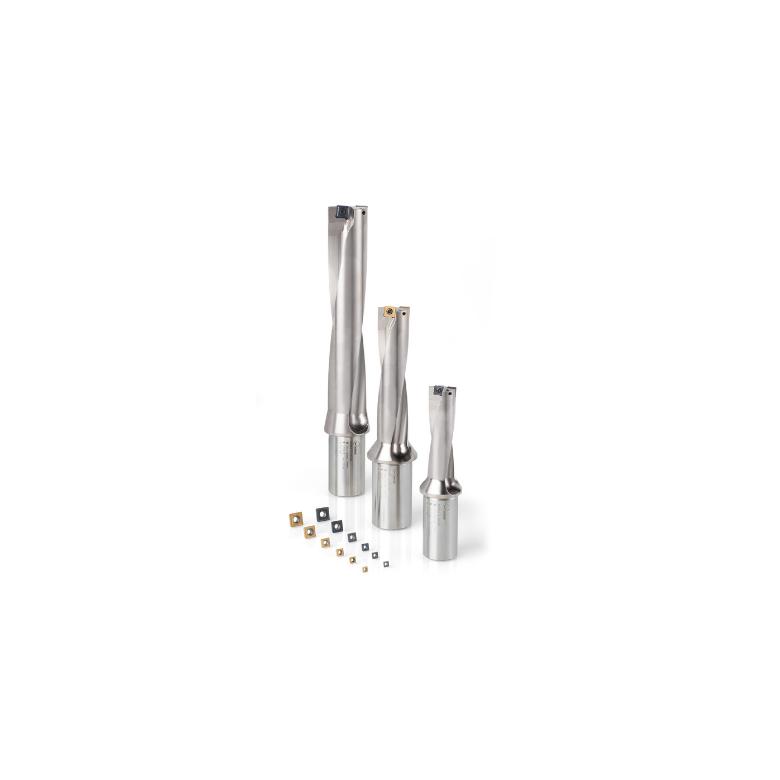 B-DRILL punte in metallo duro – BFT Burzoni