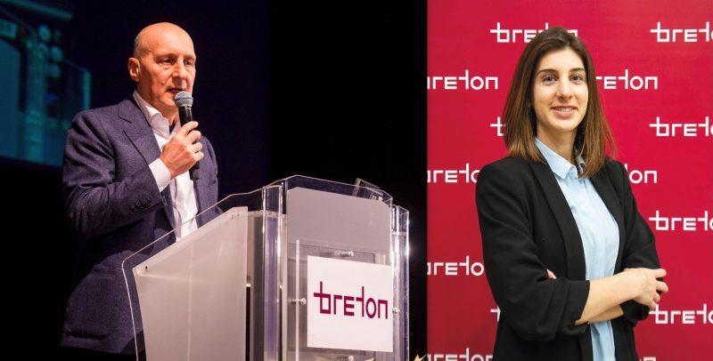 Breton, nuovo marchio e servizi personalizzati per le smart factory a sostenere la ripresa