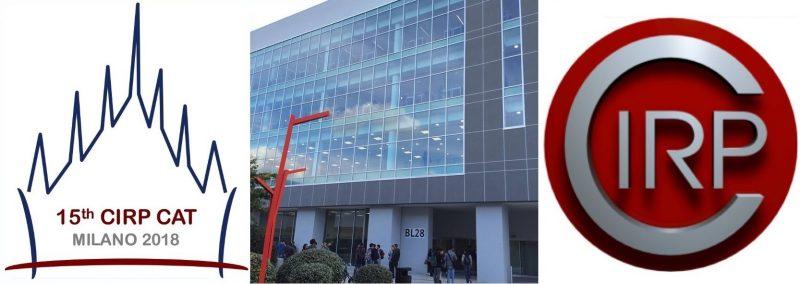 15th CIRP Conference on Computer Aided Tolerancing al Politecnico di Milano