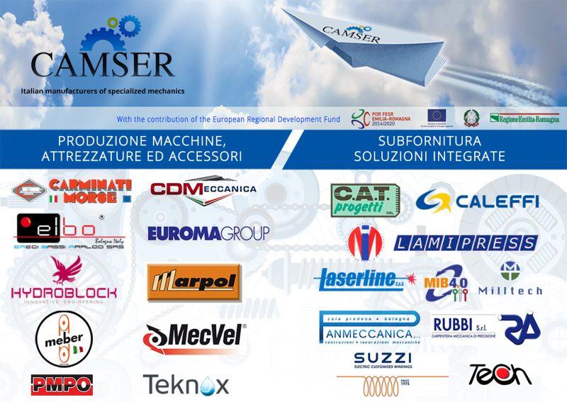 Consorzio CAMSER, tra manifattura e subfornitura fattori distintivi ma obiettivi comuni
