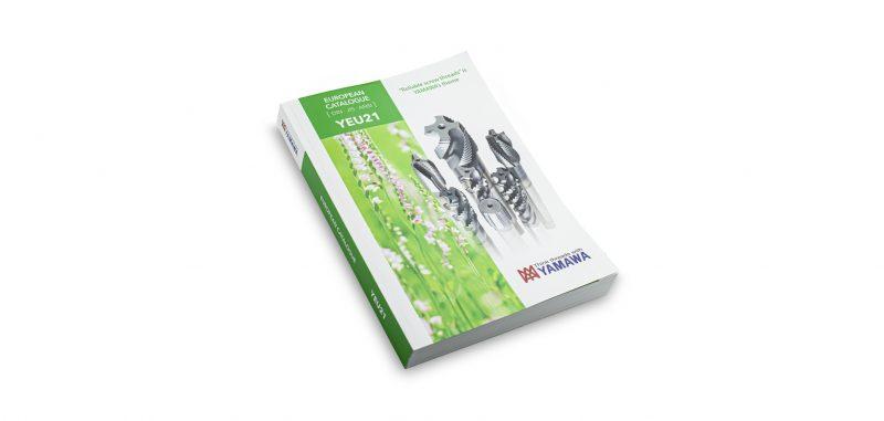 Disponibile il nuovo catalogo Yamawa Europe YEU21