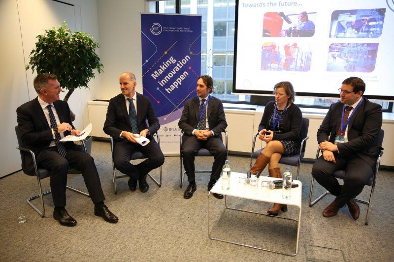 Comau a Bruxelles presenta l'Innovation Community EIT Manufacturing
