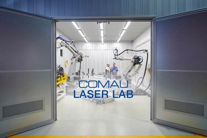 Comau, laboratori laser altamente specializzati nello sviluppo di batterie e motori per l'electrification