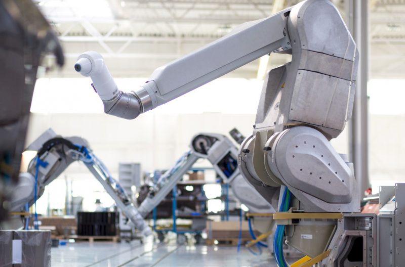 Il 13.000° robot Dürr è pronto per l'impianto coreano nello stabilimento GM