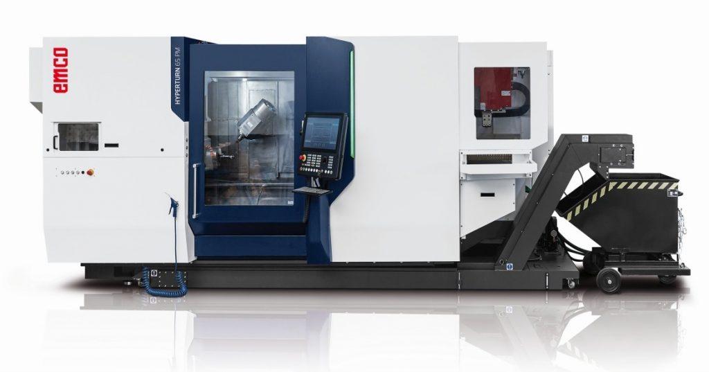 EMCO Hyperturn 65 Powermill, la nuova generazione per tornitura e fresatura
