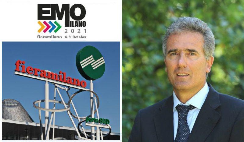 EMO Milano 2021, Luigi Galdabini nominato commissario generale
