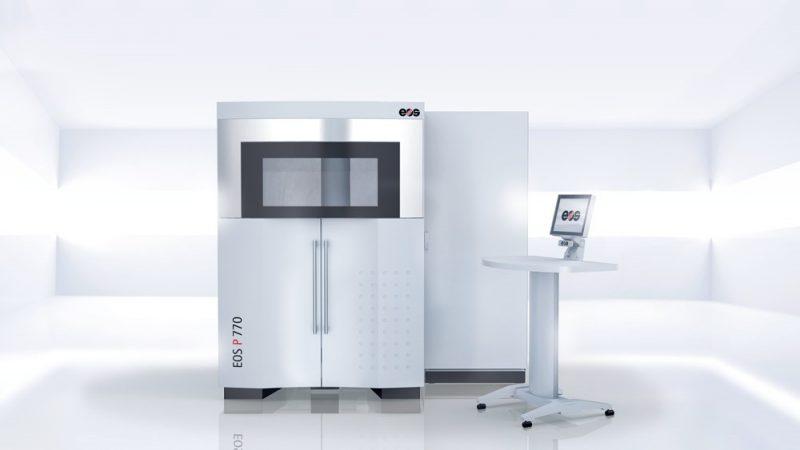 EOS e Siemens sempre più partner nelle tecnologie additive
