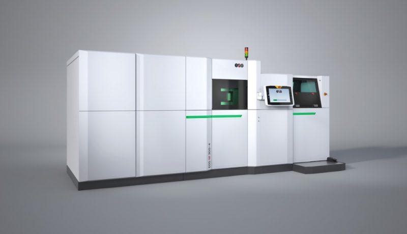 Materials Solutions avvia un progetto per l'Additive Manufacturing in serie basato su materiali metallici