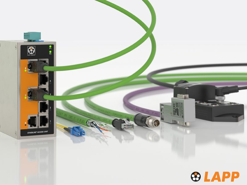 Cavi per reti ethernet industriali Lapp Etherline®