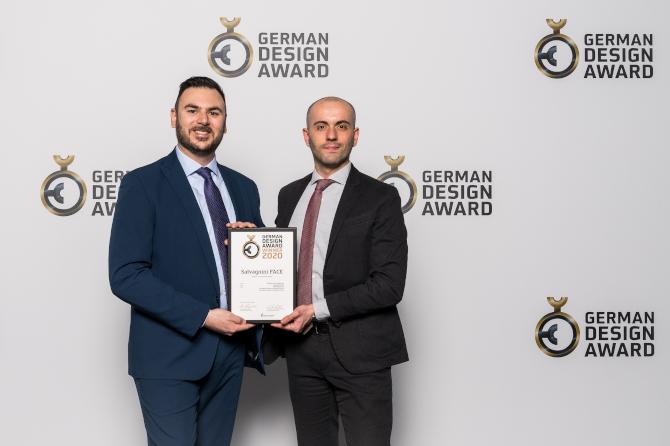FACE sviluppato da Salvagnini con NiEW vince il German Design Award 2020