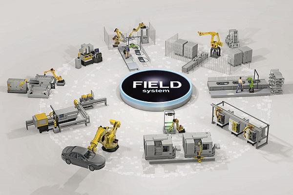 FANUC FIELD, la piattaforma IIoT intelligente per il manifatturiero