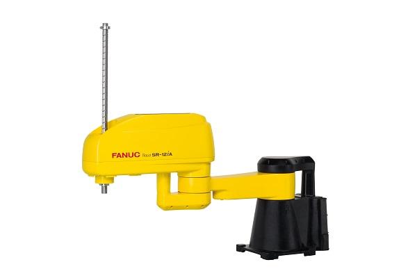 Assemblaggio ottimizzato con lo SCARA FANUC da 12 kg