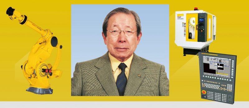 Lutto nel mondo dell'industria globale: addio a Seiuemon Inaba, fondatore di Fanuc