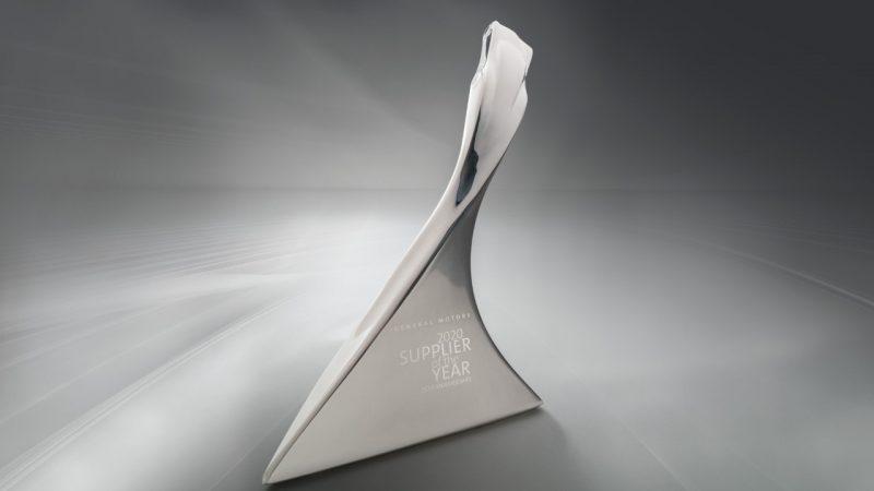 Comau nominata Fornitore dell'Anno di GM nel 2020, per la terza volta consecutiva