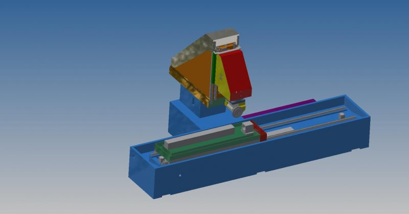 La rettifica Gitek con i motori lineari di Bosch Rexroth per l'Industria 4.0