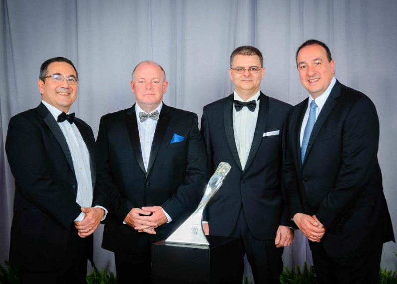 Heller 2017 Supplier of the Year Award di GM