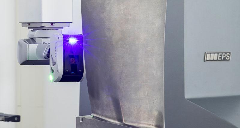 Hexagon, scansione laser per CMM con controllo più rapido del 70% e altissima precisione