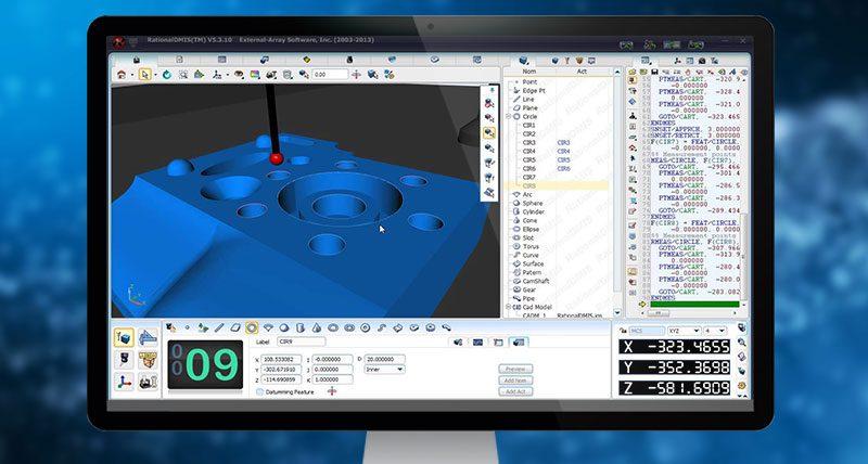Hexagon acquisisce External-Array Software