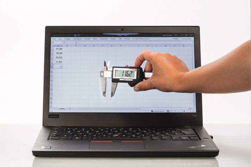 Il calibro digitale Garant HCT rende mobile la qualità