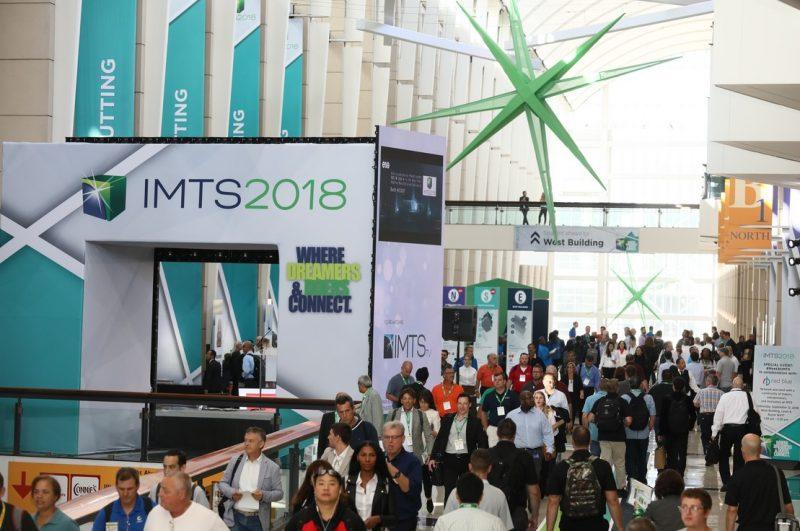Quasi cento imprese italiane all'IMTS 2018 di Chicago