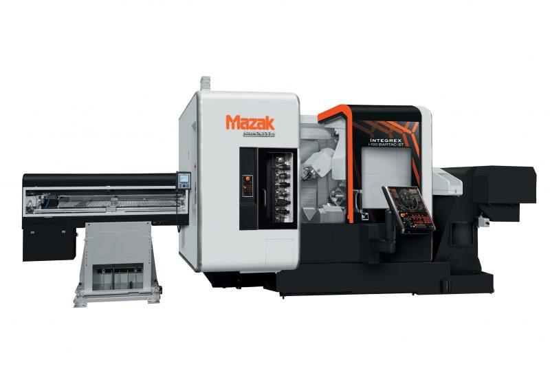 Mazak Integrex i-100 ora anche in versione Bartac