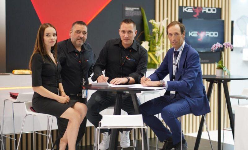 JPB Système e ITP Aero estendono il contratto di fornitura esclusiva fino al 2029