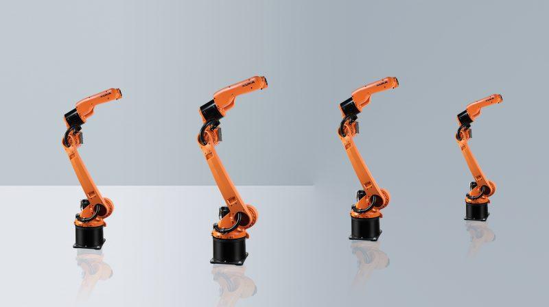 Massime prestazioni e flessibilità con un design compatto: il nuovo KR Cybertech nano