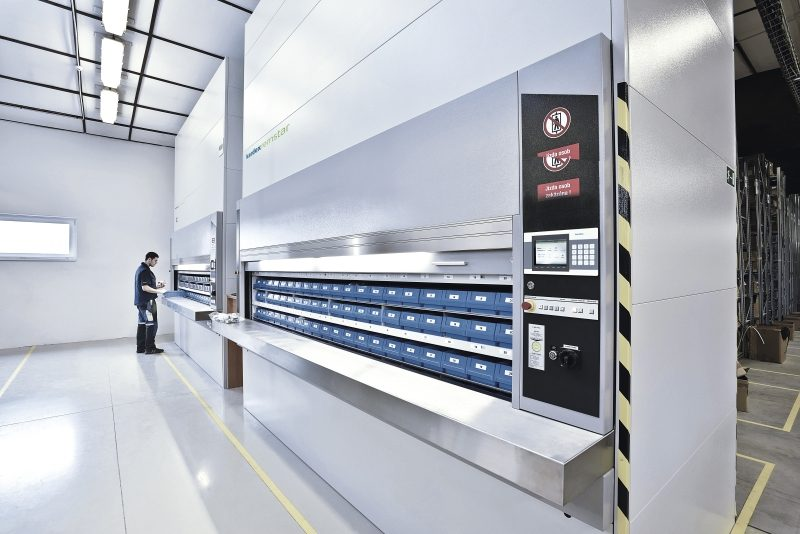 Soluzioni e tecnologie avanzate, con Kardex Remstar verso l'automazione della logistica
