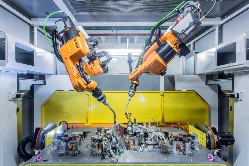 Kuka, gli specialisti in saldatura robotizzata