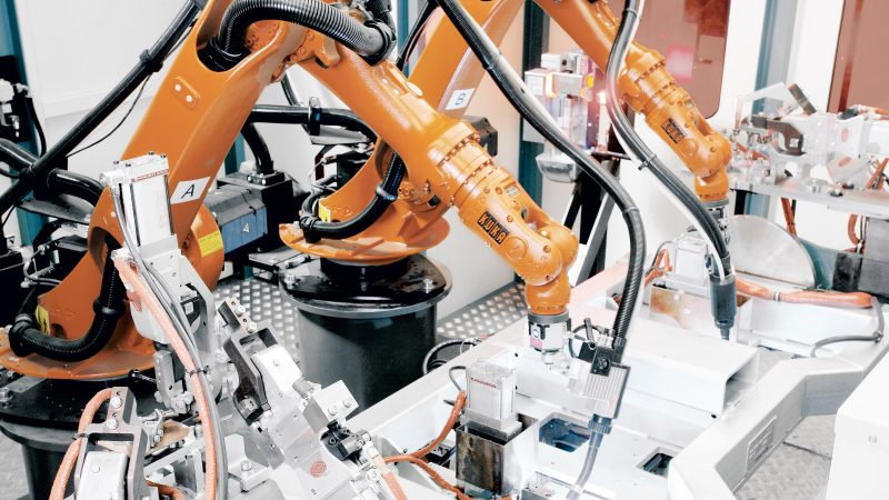 KUKA: soluzioni per l'automazione in saldatura