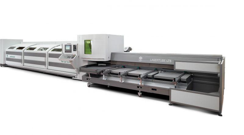 LT5, da BLM Group la troncatrice laser