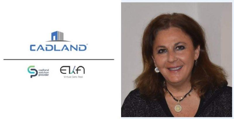 Cadland, Maria Lanzetta direttrice Marketing e Comunicazione