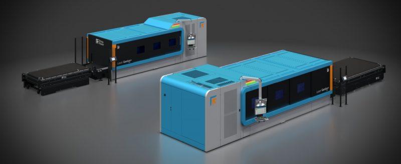 Installata in 2 giorni: con Laser Genius+ il taglio è subito operativo