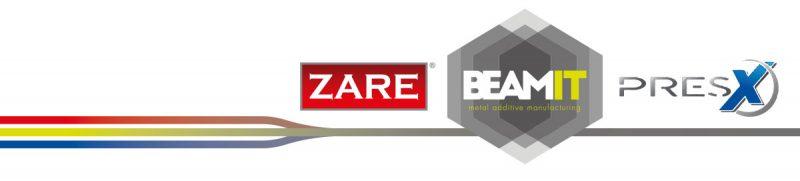 Gruppo Beamit e Zare: fusione nel mondo dell'additive manufacturing