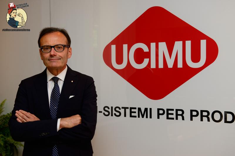 Intervista al Presidente UCIMU sull'Emergenza Coronavirus