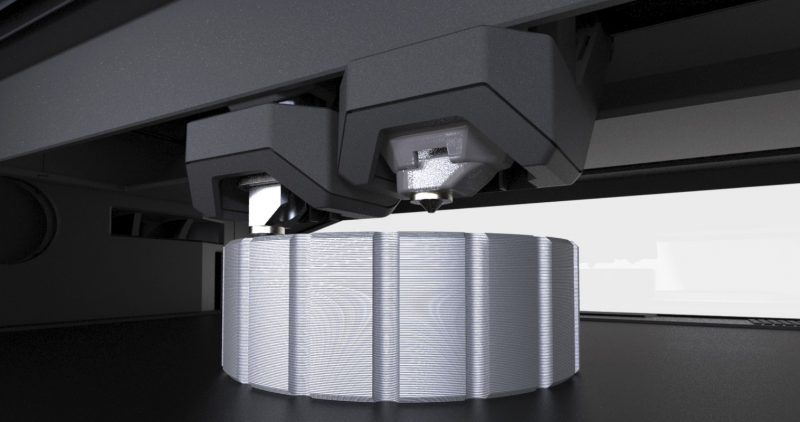 MakerBot, le stampanti 3D Method supportano il materiale composito in acciaio inossidabile 316L BASF Forward AM Ultrafuse