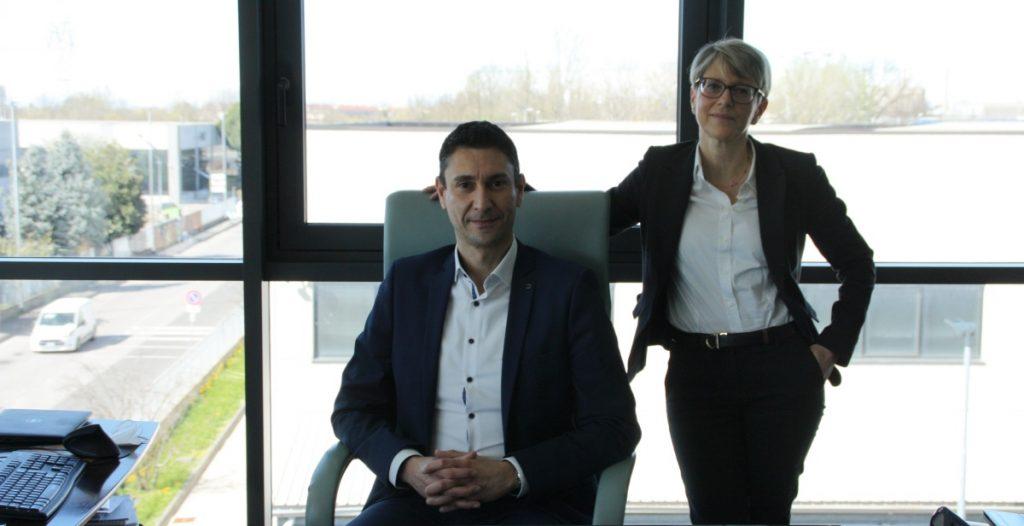 Marcella Montelatici e Michele Turrisi Trumpf