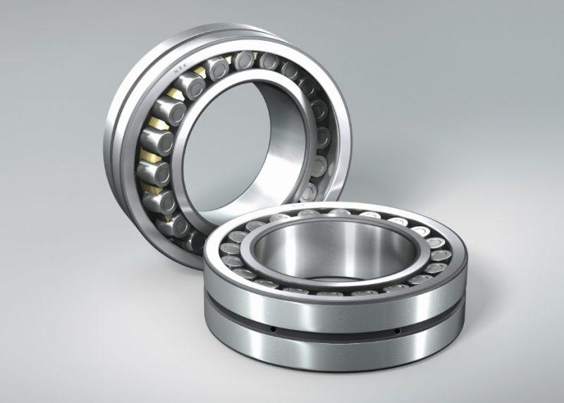 I cuscinetti radiali orientabili a rulli NSK fanno risparmiare a un'acciaieria quasi 70.000 euro